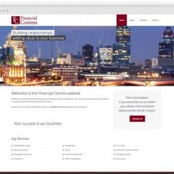 K360 Web Design London Portfolio 1